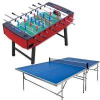 Ping Pong Calcio Balilla | Affitto Ping Pong Calcio Balilla | Noleggio Ping Pong Calcio Balilla