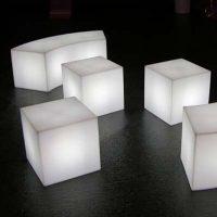 Cubo Luminoso| Affitto Cubo Luminoso| Noleggio Cubo Luminoso