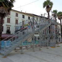 Ponte Attraversamento Pedonale| Affitto Ponte Attraversamento Pedonale| Noleggio Ponte Attraversamento Pedonale