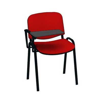Sedia Conferenza Rossa con Ribaltina| Affitto Sedia Conferenza Rossa con Ribaltina| Noleggio Sedia Conferenza Rossa con Ribaltina
